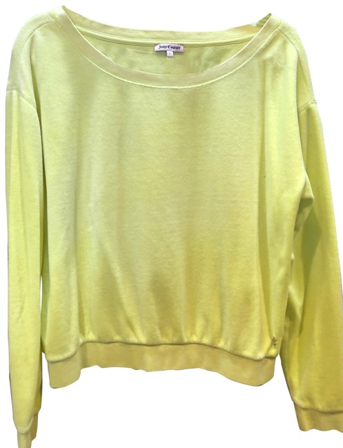 Item - Yellow Activewear Top Size 12 (L)
