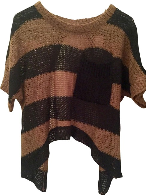 LF Stores Open New Knitwear Striped Sweater