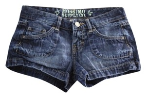 Mossimo Supply Co. Denim Shorts-Medium Wash
