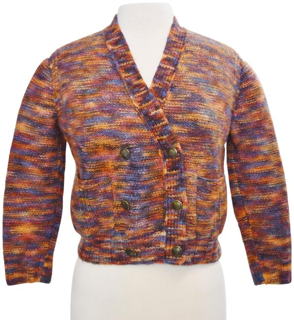 Item - Multicolor XS Colored Cardigan Size 2 (XS)