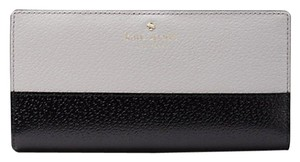 Kate Spade New Kate Spade Grand Street Colorblock Large Stacy Wallet