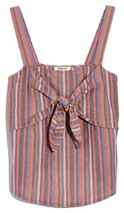 Madewell Top Multicolored