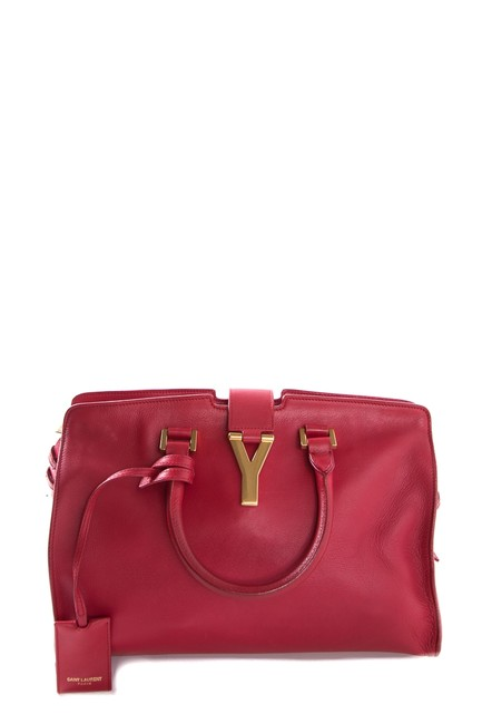Item - Cabas ChYc Yves Small Tote Red Shoulder Bag