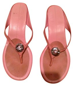 Cole Haan Thong Pink Sandals