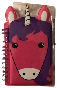Justice Unicorn Journal by Justice