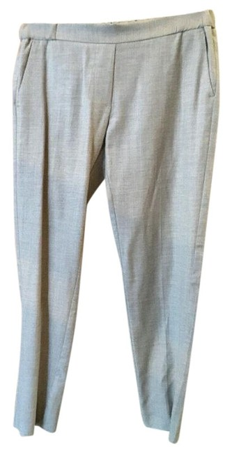 Item - Beige Stretch Wool Pants Size 0 (XS, 25)