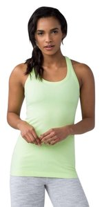 Lululemon Top neon yellow