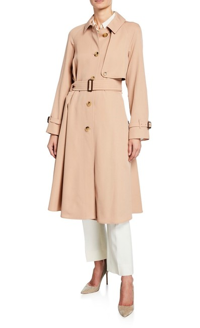 Item - Nude Rose Cinderford Belted Coat Size 6 (S)