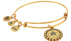 Alex and Ani Alex and Ani Serendipity Sand Dollar Bangle