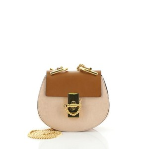 Chloe Leather Cross Body Bag