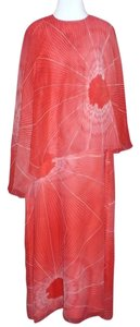The Kohler Collection Cape Layered Vintage 70's Dress