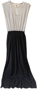 Black and White Maxi Dress by Lilka