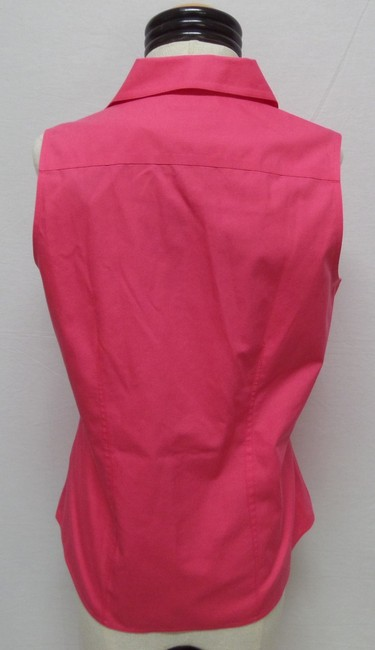 Gold Label Investments Nwt Button Down Shirt Pink