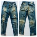 AG Adriano Goldschmied Distressed The Phoebe 17 Year Vintage Boyfriend Cut Jeans Size 2 (XS, 26) AG Adriano Goldschmied Distressed The Phoebe 17 Year Vintage Boyfriend Cut Jeans Size 2 (XS, 26) Image 6