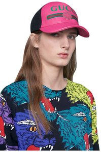 Gucci NWT Gucci leather baseball cap - size M/58