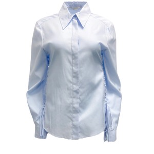 Stella McCartney Button Down Shirt Light Blue