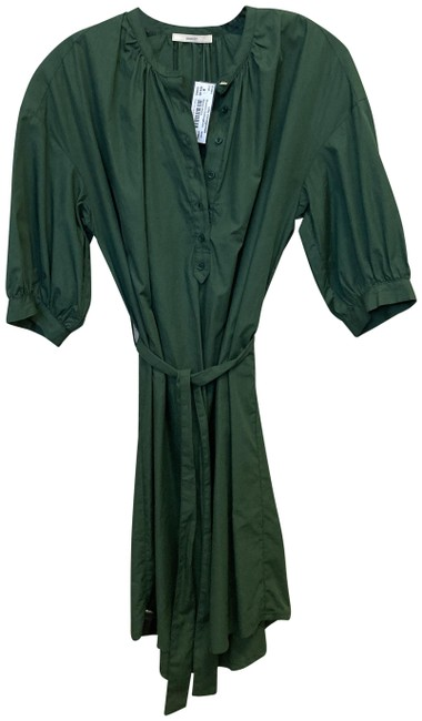 Sessun Green Short Casual Dress Size 4 (S) Sessun Green Short Casual Dress Size 4 (S) Image 1