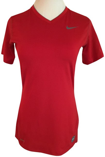 Item - Red Pro Activewear Top Size 4 (S)