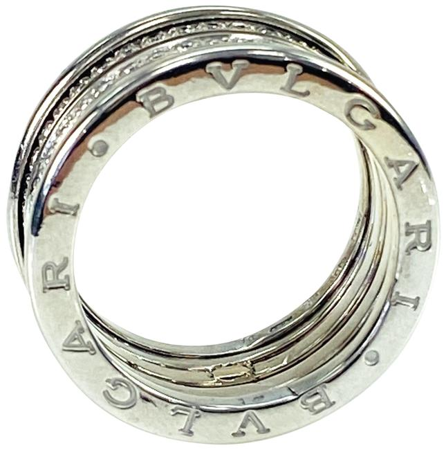 Item - White Gold B.zero1 18k Diamond 4 Band Size 9.5 Ring
