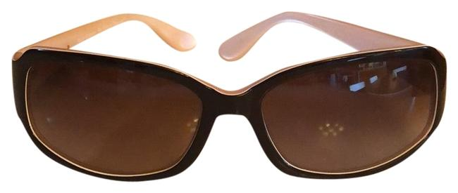 Juicy Couture Brown with Pink Interior Zuma Beach Sunglasses Juicy Couture Brown with Pink Interior Zuma Beach Sunglasses Image 1