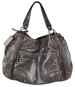 The Original Car Shoe Theoriginalcarshoe Leather Shoulder Bag