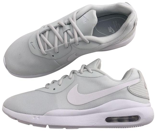 Item - White Women's Air Max Oketo Ghost Aqua An Essential This Season with The Versatile Design and Comfort The Air Sneakers Size US 9.5 Narrow (Aa, N)