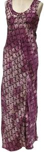 Oonagh by Nanette Lepore Maxi Floral Silk Dress