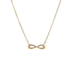 Tiffany and Co. T & Co. Infinity Necklace