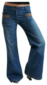 Miss Sixty 60s Bellbottoms Flare Leg Jeans
