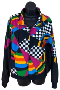 Tail multicolor Jacket