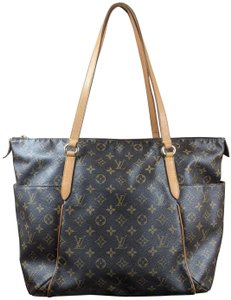 Louis Vuitton Lv Totally Gm Monogram Shoulder Tote