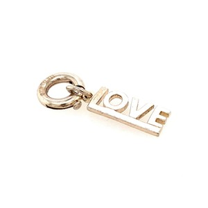 Tiffany and Co. T & Co. Love Charm with Jump Ring