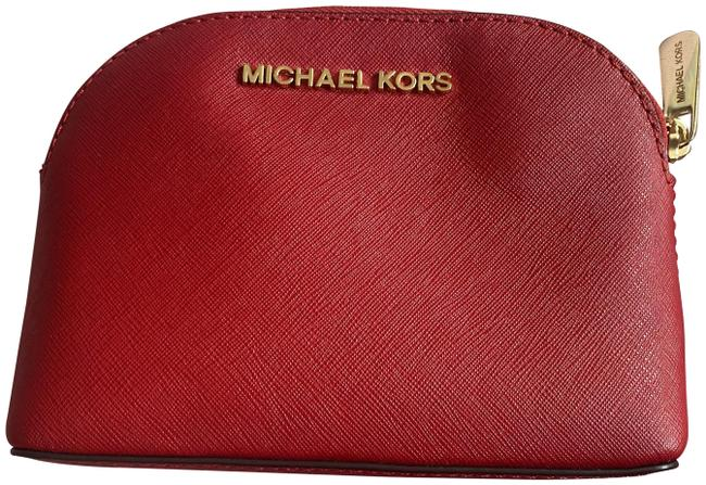 Item - Red Makeup Cosmetic Bag