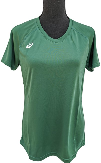 Item - Green Women's Circuit Warm-up Forest. Activewear Top Size 8 (M)