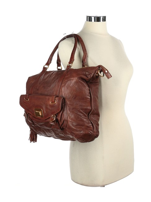 Item - Hobo Brown Leather Satchel