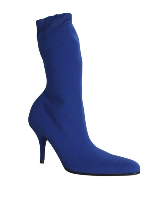 Item - Blue Knife Sock Canvas Ankle 36.5 (187666) Boots/Booties Size US 6.5 Regular (M, B)