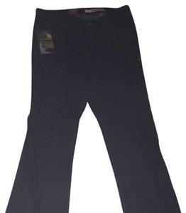 DKNY Jeans Boot Cut Jeans-Dark Rinse