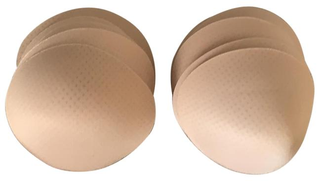 Item - Nude 5 Sets Of Cup Inserts Activewear Sports Bra Size 8 (M)