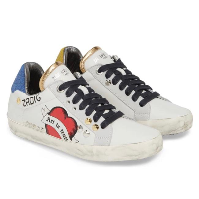 Item - White Zv1747 Sneakers Size EU 36 (Approx. US 6) Regular (M, B)