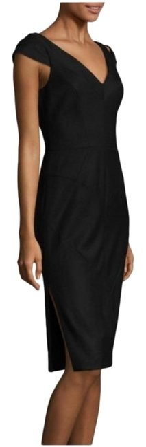 Item - Black Larissa Work/Office Dress Size 12 (L)