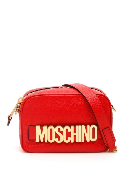 Item - Camera Bag With Logo Red Tote