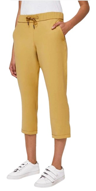 Item - Vintage Gold The Fly Woven Activewear Bottoms Size 4 (S)