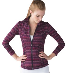 lululemon athletica Lululemon Define Jacket: Space Dye Twist Regal Plum Alarming