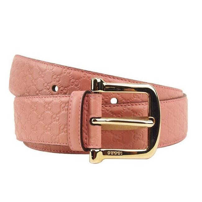 Item - Soft Pink Signature 90/36 Belt