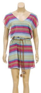 Lucy Love short dress Multi-Color on Tradesy