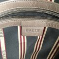 Bally Crossbody Business Laptop Shoulder Brown Leather Messenger Bag Bally Crossbody Business Laptop Shoulder Brown Leather Messenger Bag Image 12
