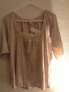 French Laundry Top beige