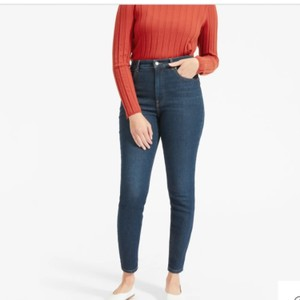 Everlane Skinny Jeans-Medium Wash