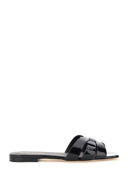 Item - Black Mules/Slides Size EU 36 (Approx. US 6) Regular (M, B)
