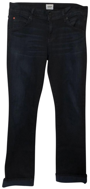 Item - Dark Blue Rinse 107906 Straight Leg Jeans Size 10 (M, 31)
